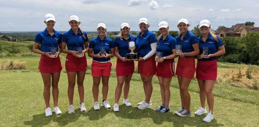 Nebraska Wins Girls' Four-State Matches